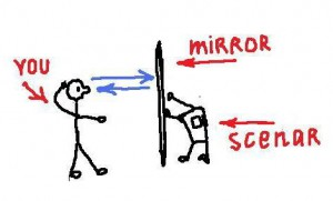 SCENAR is your Mirror