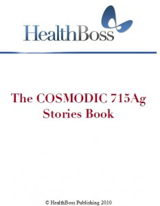 COSMODIC 715 Stories Book