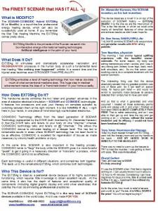 EX735Ag brochure
