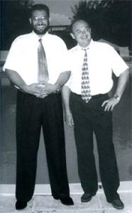 Dr. Yuri Gorfinkel and Dr. Alexander Revenko