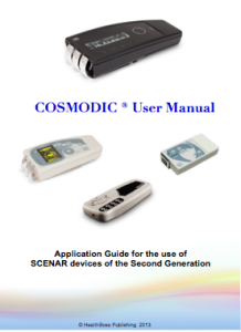 COSMODIC Manual Title page